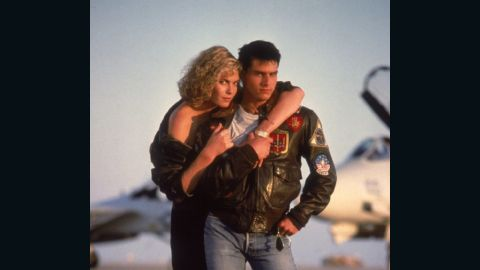 """Scott was best known for his 1986 film """"Top Gun,"""" starring Tom Cruise and Kelly McGillis."""
