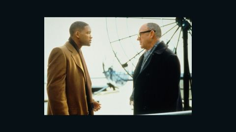 """Scott made a name for directing big-budget action films, including 1998's """"Enemy of the State,"""" featuring Will Smith and Gene Hackman."""