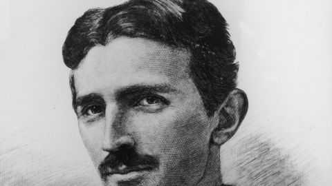 """Born in what is now Croatia, Nikola Tesla is called the """"father of the electrical age"""" for his work and ideas."""
