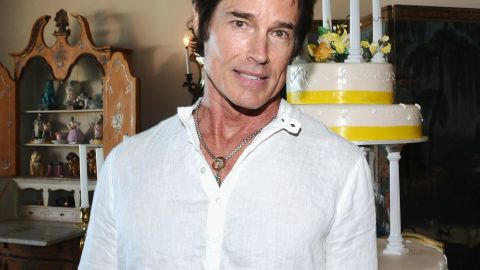 """""""I want to make sure that everybody knows how appreciative I am of what I've been doing the last 25 years,"""" Ronn Moss said."""