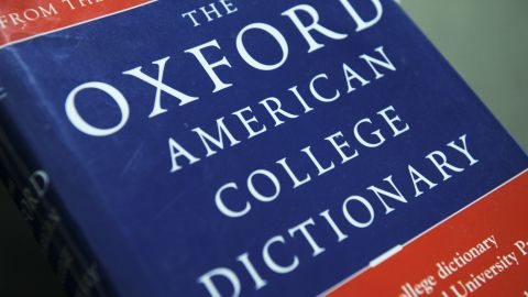 The editors at the Oxford Dictionaries have selected a new word of the year.
