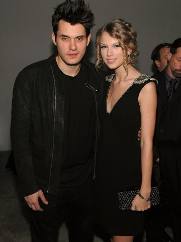 """John Mayer and Taylor Swift were romantically linked in 2009 and 2010. In June, Mayer told <a href=""""http://www.rollingstone.com/music/news/john-mayer-taylor-swifts-dear-john-song-humiliated-me-20120606"""" target=""""_blank"""" target=""""_blank"""">Rolling Stone</a> that Swift's track """"Dear John"""" made him """"feel terrible"""" ... """"because I didn't deserve it. I'm pretty good at taking accountability now, and I never did anything to deserve that. It was a really lousy thing for her to do."""" However, Swift has never officially confirmed that the song is about Mayer."""