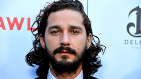 Actor Shia LaBeouf has been known to go the extra mile for his roles.