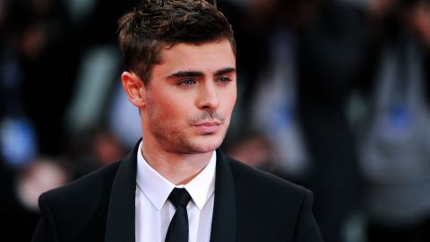 """Zac Efron completed a rehab program in 2013 without the media being any wiser about his problems, but the actor's now speaking out about his difficulties with drugs and alcohol. """"It's a never-ending struggle,"""" the 26-year-old told <a href=""""http://www.hollywoodreporter.com/news/zac-efron-career-reinvention-addiction-699529"""" target=""""_blank"""" target=""""_blank"""">The Hollywood Reporter</a> in its May 9 issue."""