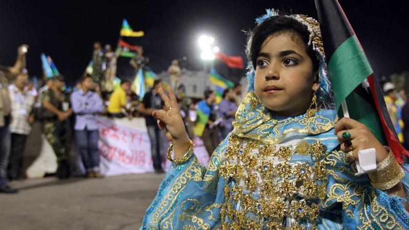 A rebirth of Berber culture in post-Gadhafi Libya | CNN