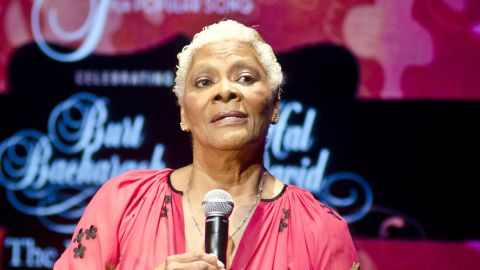 Hal David's last project was a reunion with singer Dionne Warwick (pictured on May 8, 2012) and composer Burt Bacharach