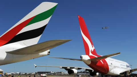 Frequent flyers with Emirates and Qantas will be able to enjoy benefits with both airlines.