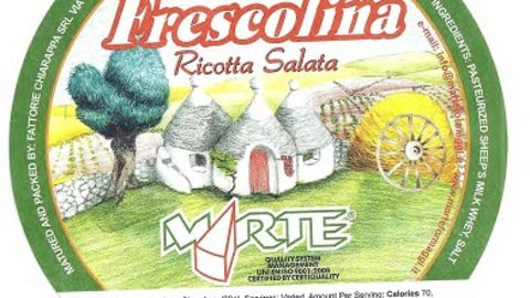 """Twenty-two cases were reported of a Listeria monocytogenes infection from the Frescolina Marte brand of ricotta salata cheese in 2012, but 90% of those people were hospitalized, and four people died, according to the <a href=""""http://www.cdc.gov/listeria/outbreaks/cheese-09-12/index.html"""" target=""""_blank"""" target=""""_blank"""">CDC</a>."""
