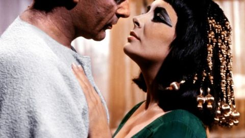 """Elizabeth Taylor and Richard Burton's chemistry was so intense that they married and divorced twice. Taylor and Burton appeared in 11 films together between the '60s and '70s, including """"Cleopatra"""" and """"Who's Afraid of Virginia Woolf?"""""""