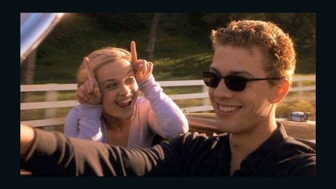 """In 1999, a 23-year-old Reese Witherspoon married her """"Cruel Intentions"""" co-star Ryan Phillippe. The actors welcomed two children together, but ended up splitting in 2006. Witherspoon married agent Jim Toth in 2011, and welcomed their first child together, Tennessee, in 2012."""