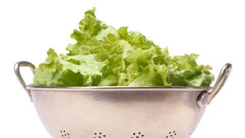 lettuce colander