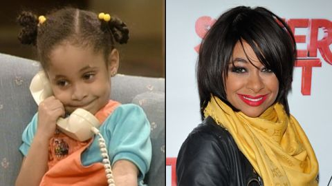 """Olivia is just one of Raven-Symoné's many cheek-pinching roles. She appeared in """"The Little Rascals,"""" on """"Hangin' with Mr. Cooper,"""" in two """"Doctor Dolittle"""" films and the TV movie """"Zenon"""" before starring in """"That's So Raven."""" She later headlined the short-lived """"State of Georgia"""" and played Deloris Van Cartier in """"Sister Act"""" on Broadway."""