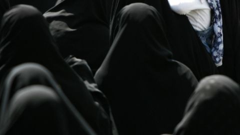 Iranian women can be subjected to harsh punishment for small infractions of the country's Islamic dress code.