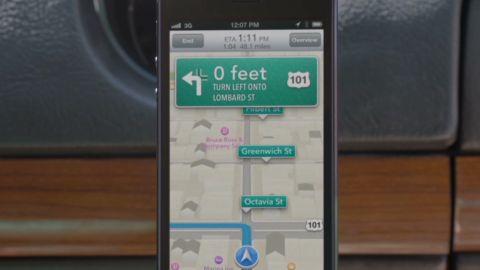 apple maps google maps iphone ios6 _00000130