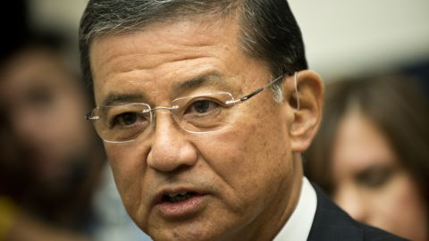 Veterans Affairs Secretary Eric Shinseki has set 125 days as a goal for processing claims.