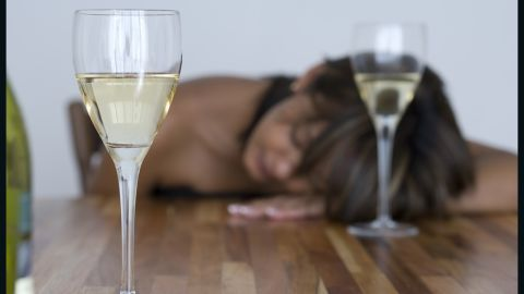 """Binge drinking among women is a """"serious, under-recognized problem,"""" according to the CDC."""