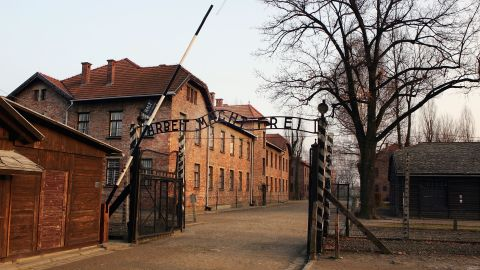 Auschwitz concentration camp is now home to a Holocaust museum.