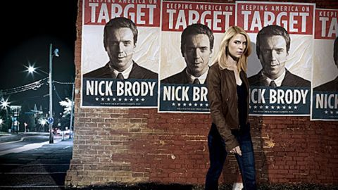 """Claire Danes won an Emmy for lead actress in a drama with her portrayal of a troubled CIA agent in  Showtime's """"Homeland."""""""
