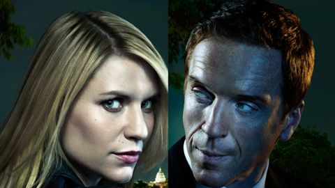 "Season two of Showtime's Emmy-winning ""Homeland"" premieres Sunday, September 30."