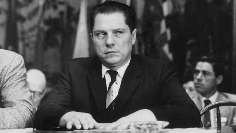 Jimmy Hoffa was last seen outside the Machus Red Fox restaurant in suburban Detroit in 1975. He'd gone there to meet with reputed Detroit mob enforcer Anthony Giacalone and Anthony Provenzano, a New Jersey Teamsters boss, to settle a beef. There have been more than a dozen digs for Hoffa's remains since he vanished, most recently in a field near Detroit. Once again, authorities came up empty-handed.
