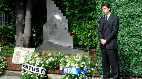 """Juventus officials insist  the Serie A club has never forgotten the victims of the Heysel disaster. """"The families of the victims are always welcome at the club, the museum and the stadium -- for free,"""" said a Juve spokeswoman."""