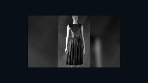 Sarah Jessica Parker's Prabal Gurung leather dress.