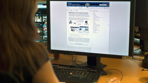 """The FBI says it is deploying Facebook and Twitter to find """"a wanted terrorist."""""""