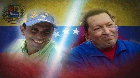 Hugo Chavez faces challenge from Henrique Capriles Radonski