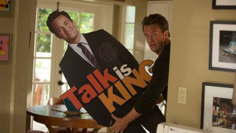 """NBC's new comedies, like """"Go On,"""" have been delivering survivable numbers so far."""