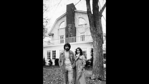 """James Brolin and Margot Kidder starred in the 1979 film """"The Amityville Horror."""""""