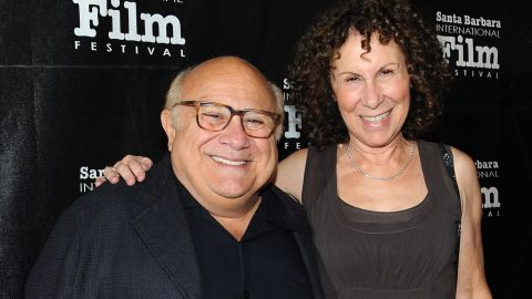 """Danny DeVito and Rhea Perlman broke fans' hearts in October 2012 <a href=""""http://marquee.blogs.cnn.com/2012/10/08/danny-devito-rhea-perlman-separate/?iref=allsearch"""" target=""""_blank"""">when they announced that they were separating</a> after 30 years of marriage. <a href=""""http://www.people.com/people/article/0,,20682518,00.html"""" target=""""_blank"""" target=""""_blank"""">By March 2013</a>, though, the comedic couple was back together."""