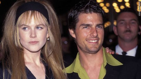 """Tom Cruise and Nicole Kidman collaborated on four films together, including the controversial """"Eyes Wide Shut,"""" during their 11-year marriage. The couple split in 2001."""