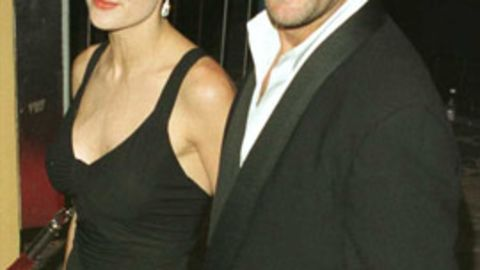 Perhaps Hollywood's happiest divorced couple, Bruce Willis and Demi Moore, split in 1998 after a 10-year relationship. They have three daughters.