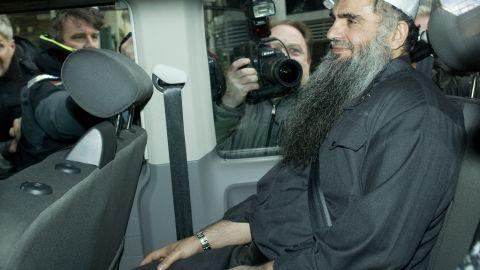 "Muslim cleric Abu Qatada has been described as ""more radical than Osama bin Laden."""