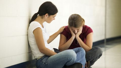 Many people, including teens, may find speaking up about depression difficult due to lack of awareness.