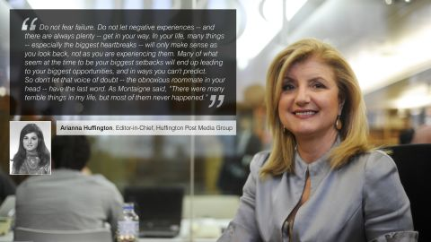 Well known for her internet-based news sites, Arianna Huffington is an American author in addition to her roles  as president and editor-in-chief of the Huffington Post Media Group.