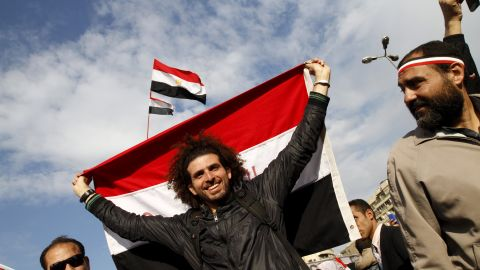 When the Egyptian revolution began in January 2011, Samra was atop Aconcagua in Argentina, the highest peak in Latin America. He quickly returned home to join his compatriots in Tahrir Square however.