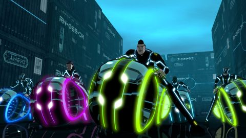 """""""Tron: Uprising"""" is an animated series that builds on the popularity of the original film."""
