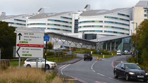 Malala Yousafzai will be transported to Queen Elizabeth Hospital in Birmingham, central England.