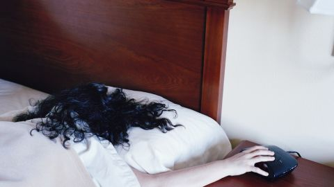 """Fat cells become """"metabolically groggy"""" in someone who is sleep-deprived, according to a new study."""