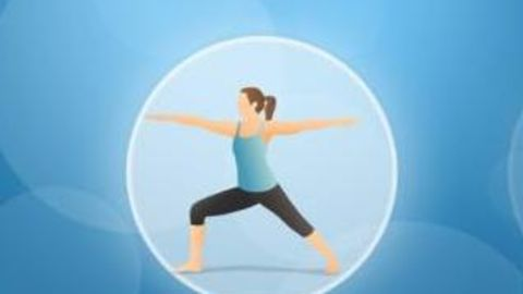 """<a href=""""http://pocket-sports.com"""" target=""""_blank"""" target=""""_blank"""">Pocket Yoga</a>: ($2.99, pocket-sports.com) A mobile guide to yoga, Pocket Yoga is customizable according to three different practices, difficulties and durations, all created by Gaia Flow Yoga. Pose instructions come complete with voiceover, and users can swap out the default music for their own libraries. (iPhone, iPod Touch, iPad)"""