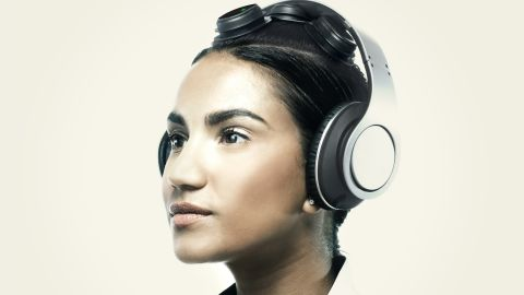 Neurotopia recently began beta-testing a dry sensor, mobile headphone and tablet system that would map brain waves.