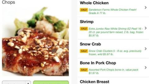"""<a href=""""http://foodonthetable.com"""" target=""""_blank"""" target=""""_blank"""">Food on the Table</a>: (free, foodonthetable.com) This recipe-builder and shopping aid is rich with features. Users can search recipes, pre-fill their grocery lists, browse store discounts and coupons and even search for meal ideas with what's already on hand in the fridge. (iPhone, iPod Touch, iPad, Android)"""