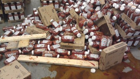 dnt nj fifty thousand pounds of ketchup _00003906