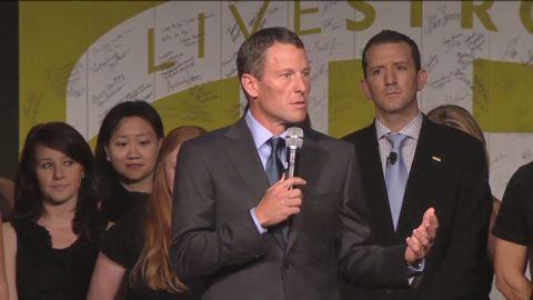 Armstrong Livestrong speech_00014614