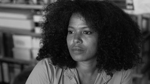 Film director Branwen Okpako has been friends with Auma Obama since they met in Berlin in the early 1990s.