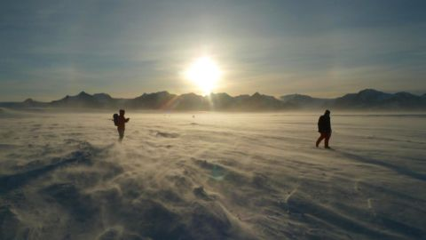 The lake, which is about 10 km (6.2 miles) long and 2-3 km (1.24-1.86 miles) wide, lies about 3 km beneath the ice. Scientists believe it will contain contain life, potentially including bacteria and viruses unknown to science, but say it will be even more scientifically significant if no life is found in its waters.