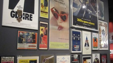 The Los Angeles County Museum of Art (LACMA) has a new exhibit on the life and work of legendary film director Stanley Kubrick. It opens on Thursday and features costumes, props and behind-the-scenes memorabilia from his groundbreaking films. CNN was granted a sneak peek.