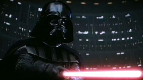 Darth Vader light saber lightsaber