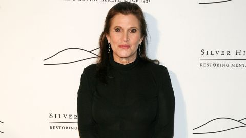 """In addition to appearing in films like 1989's """"When Harry Met Sally..."""" and lending her voice to """"Family Guy,"""" Carrie Fisher has established herself as a writer with """"Postcards from the Edge"""" and """"Wishful Drinking."""""""
